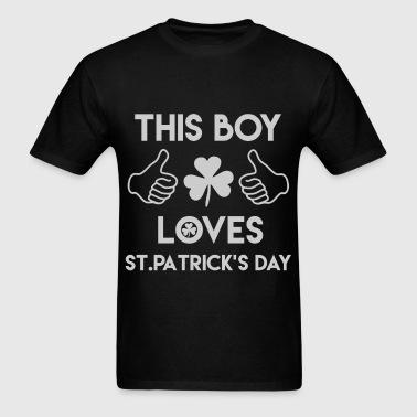 BOY 11.png - Men's T-Shirt