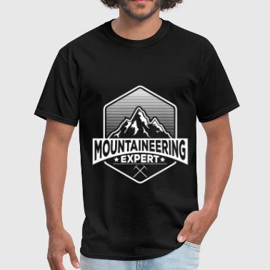Mountaineering - Mountaineering Expert - Men's T-Shirt