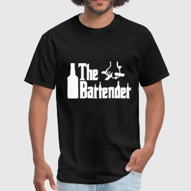 Bartender Ideas Bartender - The Bartender - Men's T-Shirt