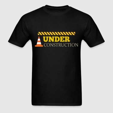 Under Construction - Under Construction - Men's T-Shirt