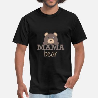 Mama Bear Clothes Mama Bear - Mama Bear - Men's T-Shirt