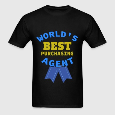 Purchasing Agent - World's best Purchasing Agent - Men's T-Shirt