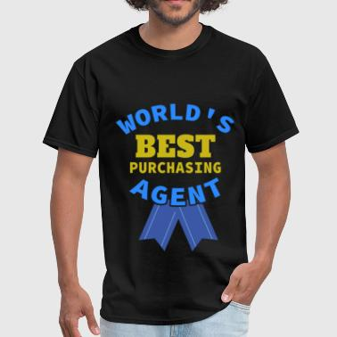 Purchasing Agent Purchasing Agent - World's best Purchasing Agent - Men's T-Shirt