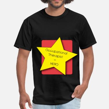 Occupations Occupational Therapist - Occupational Therapist =  - Men's T-Shirt