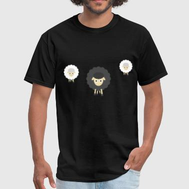 Black sheep - Black sheep - Men's T-Shirt