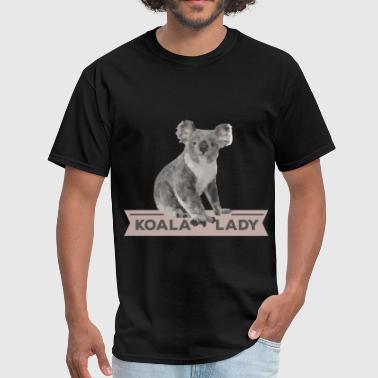 Koala - Koala Lady - Men's T-Shirt