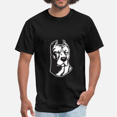 Clothes Pitbull Pitbull - Men's T-Shirt