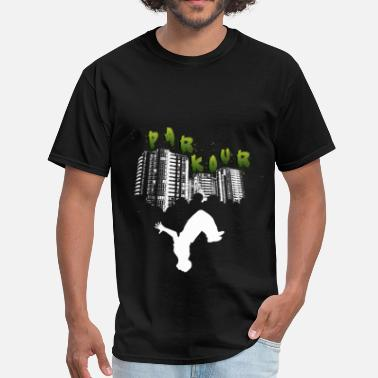 Parkour Clothes Parkour - Parkour - Men's T-Shirt