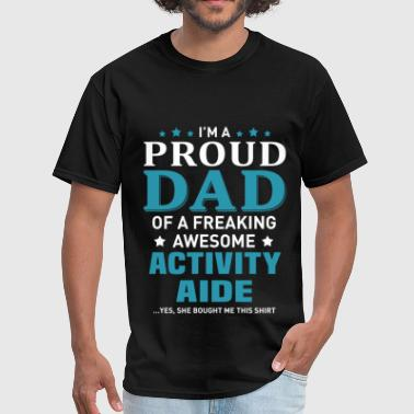 Activity Aide - Men's T-Shirt