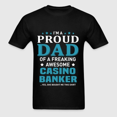 Casino Banker - Men's T-Shirt