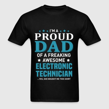 Electronic Technician - Men's T-Shirt