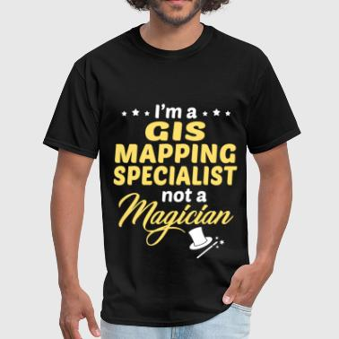 GIS Mapping Specialist - Men's T-Shirt