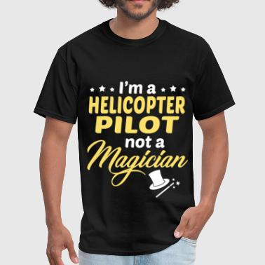 Helicopter Pilot - Men's T-Shirt