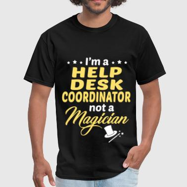 Help Desk Coordinator - Men's T-Shirt