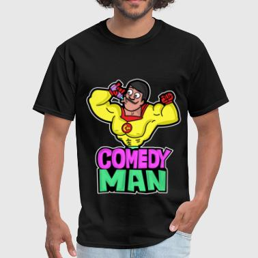 comedy man - Men's T-Shirt