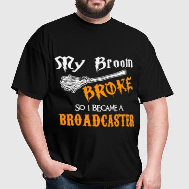 Broadcaster - Men's T-Shirt