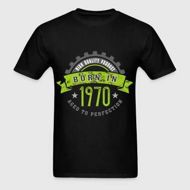 Born in the year 1970 b - Men's T-Shirt