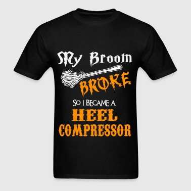 Heel Compressor - Men's T-Shirt