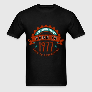 Born in the year 1977 c - Men's T-Shirt