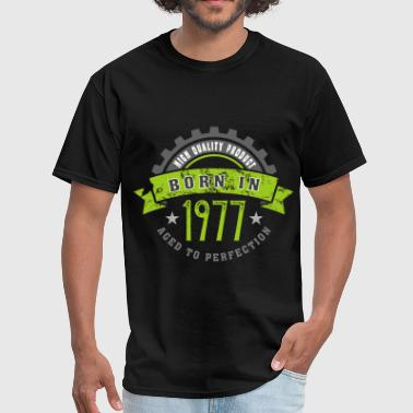 Born in the year 1977 b - Men's T-Shirt