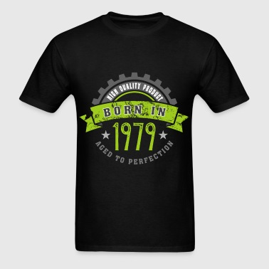 Born in the year 1979 b - Men's T-Shirt