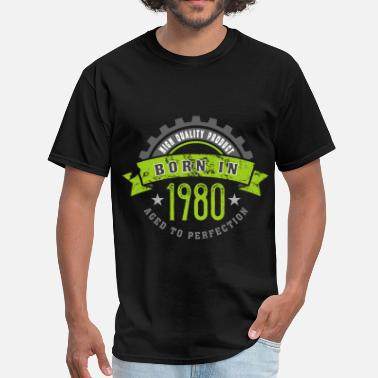 Year 1980 Born in the year 1980 b - Men's T-Shirt