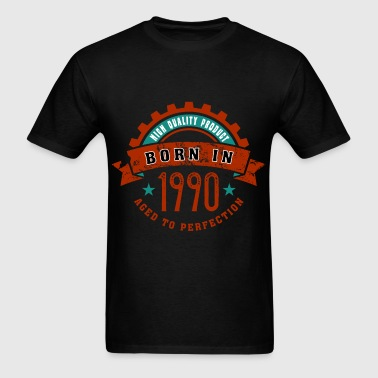 Born in the year 1990 c - Men's T-Shirt
