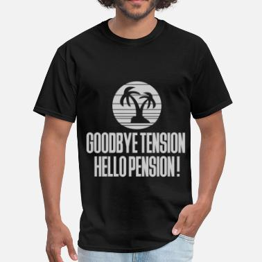 Retiret ELLO PENSION 2.png - Men's T-Shirt