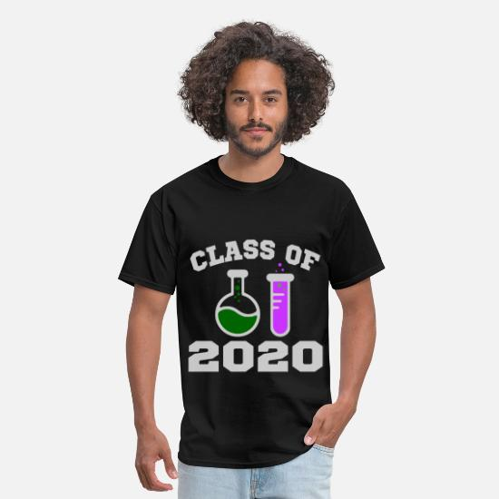 2020 T-Shirts - CLASS OF 20201.png - Men's T-Shirt black