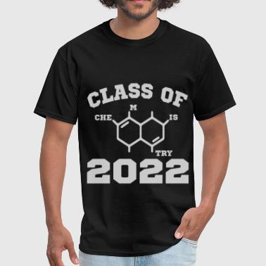 2022 CHEMISTRY 20222.png - Men's T-Shirt