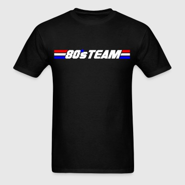 gi_80s_team - Men's T-Shirt
