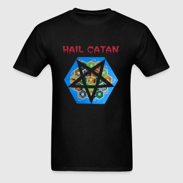 Hail Catan - Men's T-Shirt