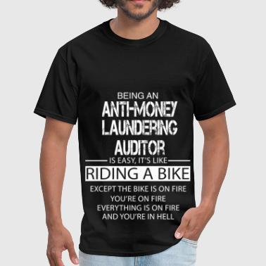 Anti-Money Laundering Auditor - Men's T-Shirt