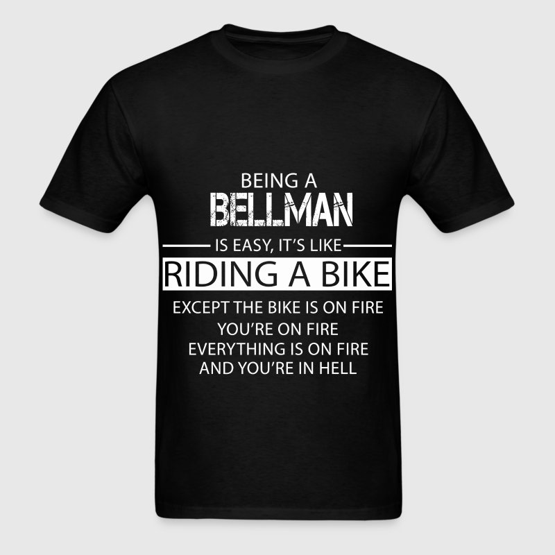 Bellman - Men's T-Shirt