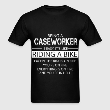 Caseworker - Men's T-Shirt