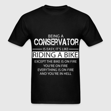 Conservator - Men's T-Shirt