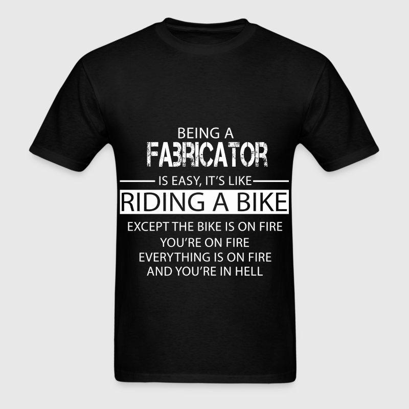 Fabricator - Men's T-Shirt