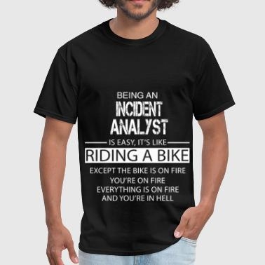 Incident Analyst - Men's T-Shirt