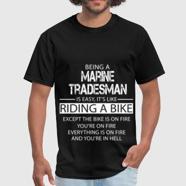Marine Tradesman - Men's T-Shirt