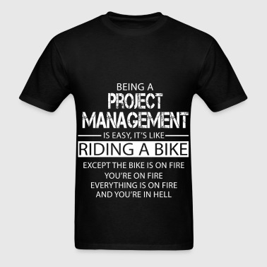Project Management - Men's T-Shirt