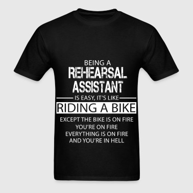 Rehearsal Assistant - Men's T-Shirt