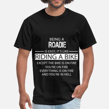 Roadie Roadie - Men's T-Shirt