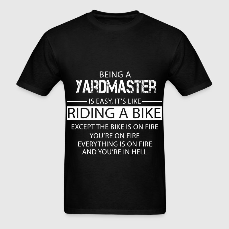 Yardmaster - Men's T-Shirt