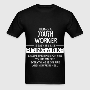 Youth Worker - Men's T-Shirt