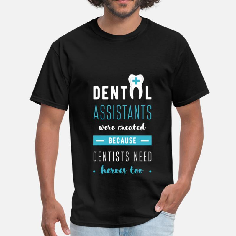 5bfbfcee58 Shop Dental Assistant T-Shirts online | Spreadshirt