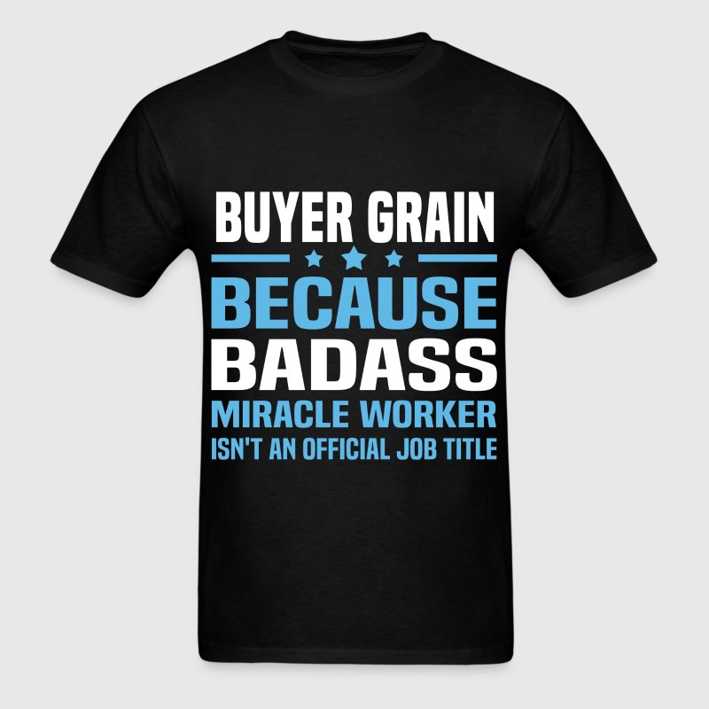 Buyer Grain - Men's T-Shirt