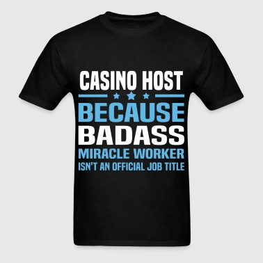 Casino Host - Men's T-Shirt