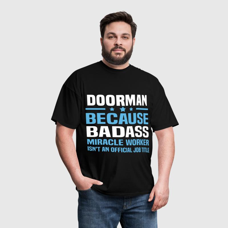 Doorman - Men's T-Shirt