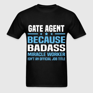 Gate Agent - Men's T-Shirt