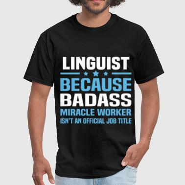Linguist - Men's T-Shirt